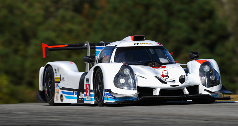 Jr III Racing Grows With IMSA Prototype Challenge Program