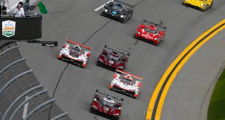 Part 1 – 2019 Rolex 24 At Daytona Race Broadcast