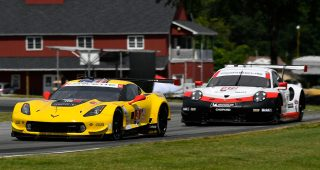 2019 Michelin GT Challenge at VIR Qualifying