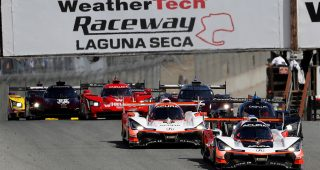 2019 Monterey SportsCar Championship Powered by McLaren Race Broadcast