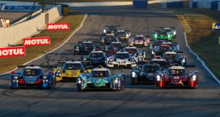 2019 IMSA Prototype Challenge At Michelin Raceway Road Atlanta Race Broadcast