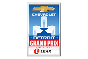 2021 Detroit Grand Prix logo