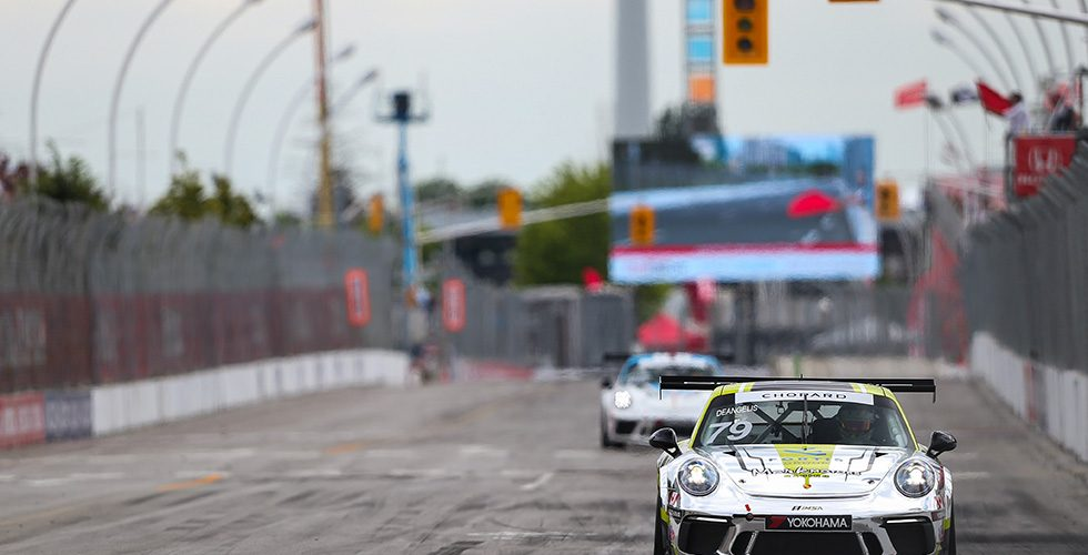 Porsche GT3 Cup Challenge Canada by Yokohama – Indy Toronto Friday Notebook