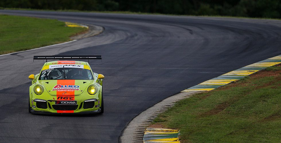 On Verge of Gold Cup Title, Carazo Prepares for Next Step in Porsche GT3 Cup Challenge USA by Yokohama