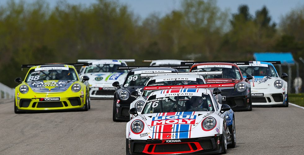 Porsche GT3 Cup Challenge Canada by Yokohama Drivers Welcome Return to Mont-Tremblant for Season Finale
