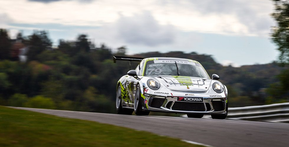 Porsche GT3 Cup Challenge Canada by Yokohama – Friday Notebook from Circuit Mont-Tremblant
