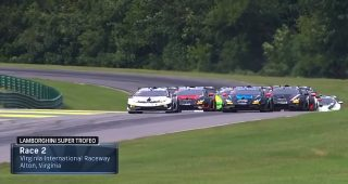 2019 Lamborghini Super Trofeo North America At VIRginia International Raceway Race Broadcast