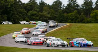 2019 Porsche GT3 Cup Challenge USA by Yokohama at VIRginia International Raceway Race Broadcast