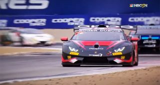 2019 Lamborghini Super Trofeo North America At WeatherTech Raceway Laguna Seca Race Broadcast