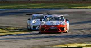 Porsche GT3 Cup Challenge USA By Yokohama Heads To Atlanta For Final Rounds Of 2019