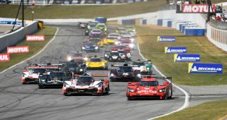 2019 Motul Petit Le Mans Race Broadcast – Part 1