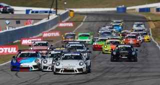 2019 Porsche GT3 Cup Challenge USA by Yokohama at Michelin Raceway Road Atlanta Race Broadcast