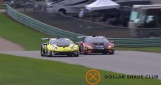 "Dollar Shave Club ""Close Shave"" – VIRginia International Raceway"