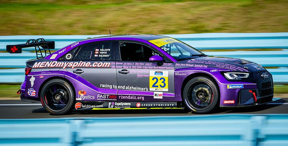 FastMD Looking to Build on a Solid First Season with Second Audi RS3 in the 2020 IMPC Season