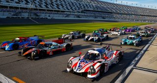 2020 IMSA Prototype Challenge At Daytona Race Broadcast