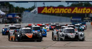 2020 IMSA Prototype Challenge At Sebring Race Broadcast
