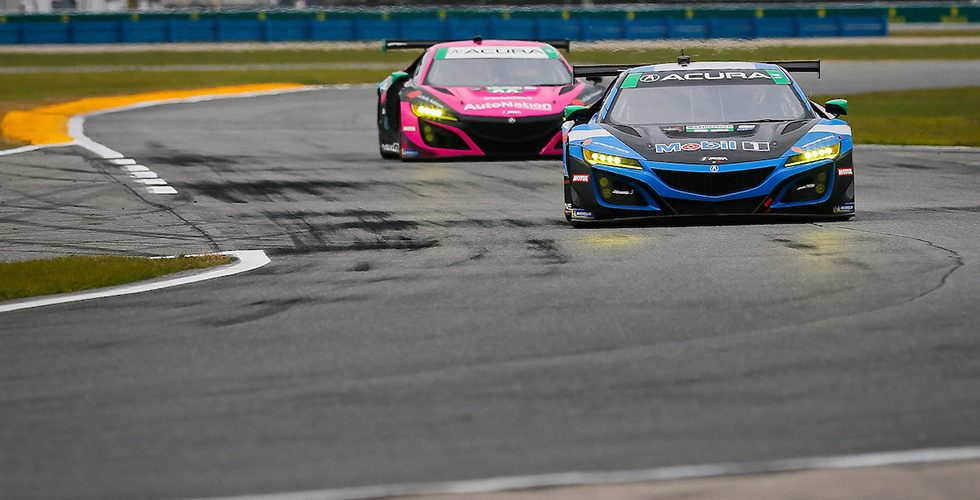 Goikhberg, McMurry Leaning on Teammates in Transition to Meyer Shank Racing Acura