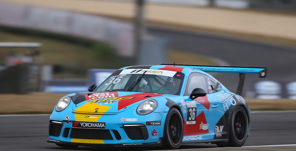 TPC Racing Returns to IMSA Porsche GT3 Cup Challenge USA and Canada with Nine-Car Effort