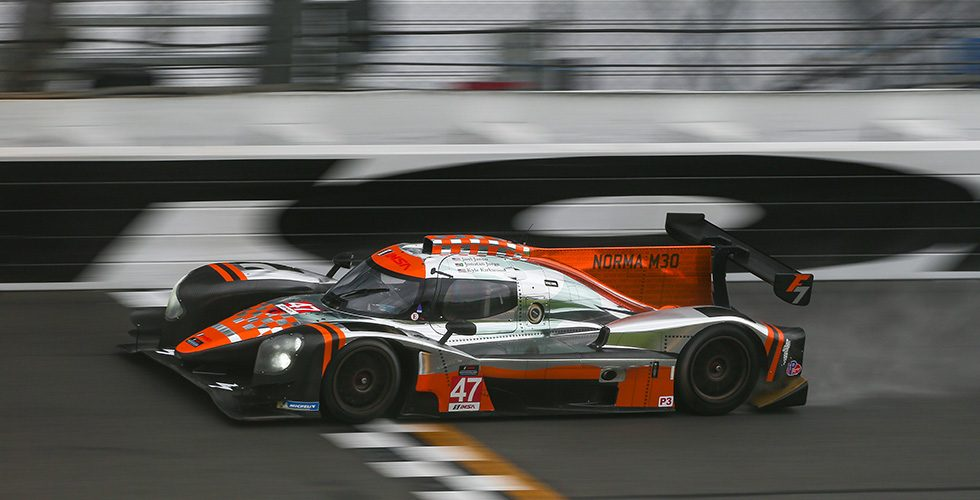 New Driver Lineup in No. 47 Forty7 Motorsports Norma Wins IMSA Prototype Challenge Season Opener at Daytona