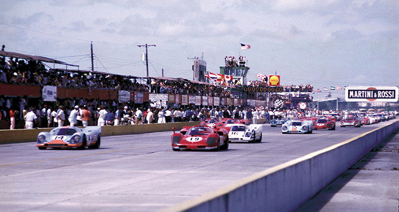 Fifty Years Later, Andretti's 1970 Sebring Win Still Incredible