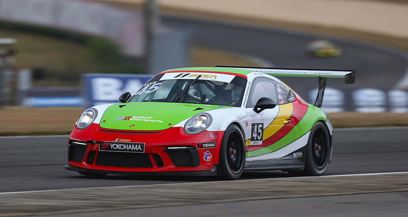Wright Motorsports Returns to Porsche GT3 Cup Challenge USA