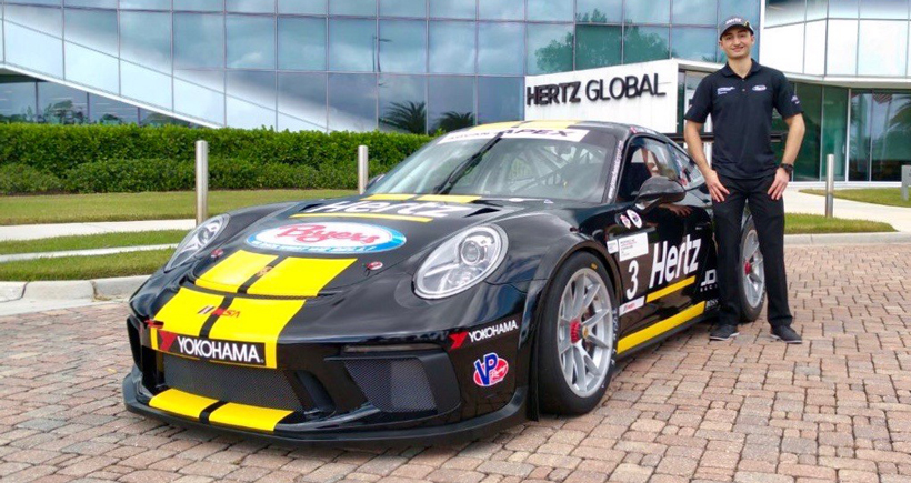 Simioni To Drive No. 3 JDX Racing Entry in 2020 Porsche GT3 Cup Challenge USA by Yokohama