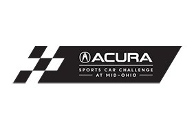 2021 ACURA SPORTS CAR CHALLENGE AT MID-OHIO logo