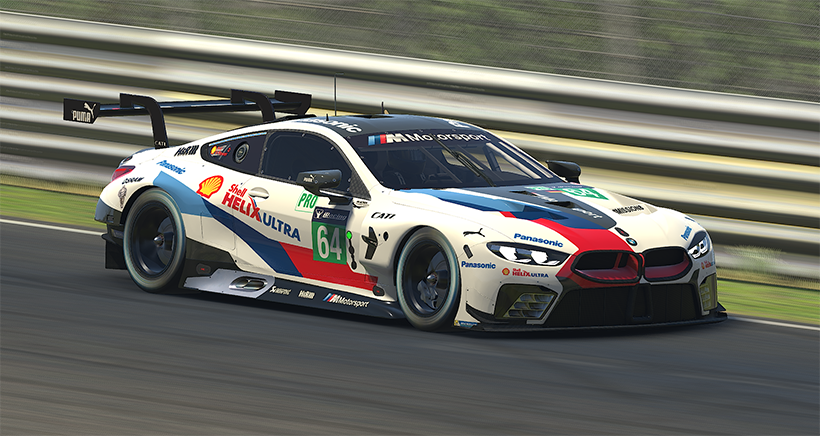 IMSA Stars Barbosa, Foley, De Angelis Among Early Entries for IMSA Sebring SuperSaturday on iRacing