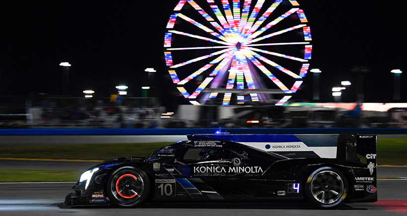 "IMSA WeatherTech SportsCar Championship Action Featured in ""Racing Week in America"" on NBCSN"