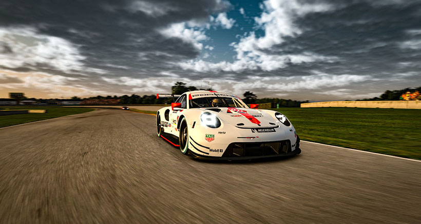 Entry List Notebook – Michelin Presents IMSA iRacing at VIR