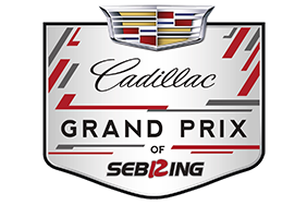 2020 CADILLAC GRAND PRIX OF SEBRING logo