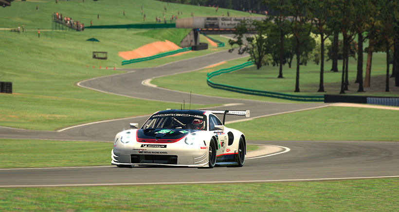 Race Day Resource Guide: Michelin Presents IMSA iRacing at VIR