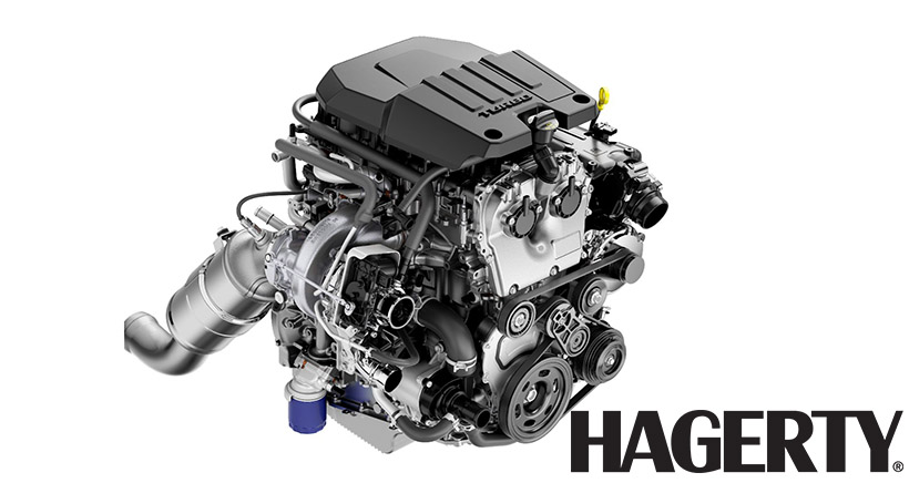 Here Is a Look at the Tricks Inside GM's Big 2.7-Liter Four-Cylinder