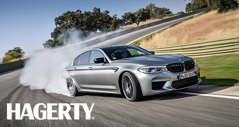 Next-Generation BMW M5 May Go Exclusively Electric