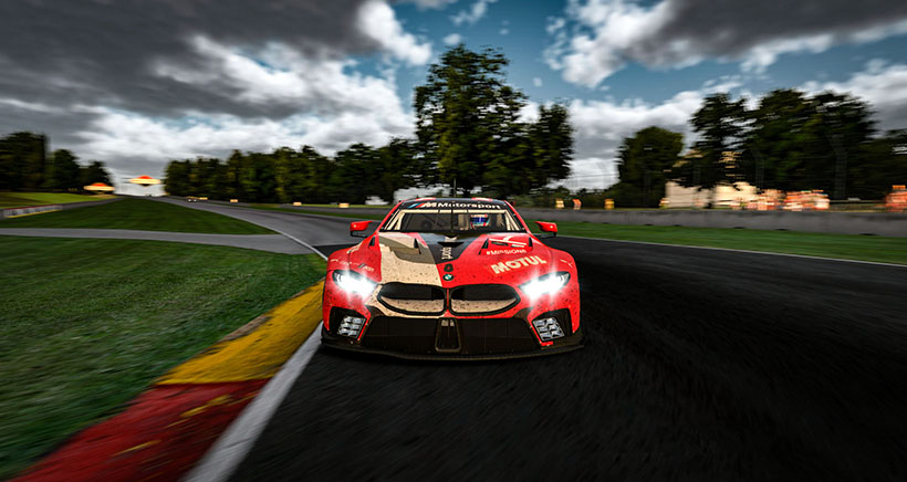 Entry List Notebook: Konica Minolta Presents IMSA iRacing at Watkins Glen International