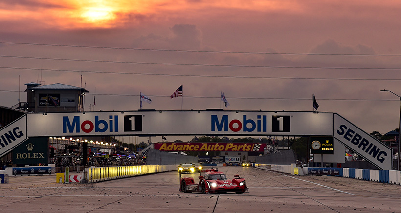 Limited Number of Fans To Attend Cadillac Grand Prix of Sebring