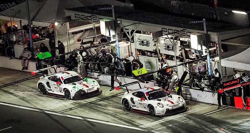 News and Notes: Anticipation Builds as WeatherTech 240 At Daytona Draws Closer