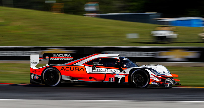 IMSA SportsCar Weekend at Road America – Friday Notebook