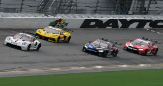 2020 IMSA WeatherTech 240 At Daytona Race Broadcast