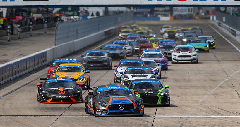 IMSA's Two Challenge Series Return to Action at Sebring