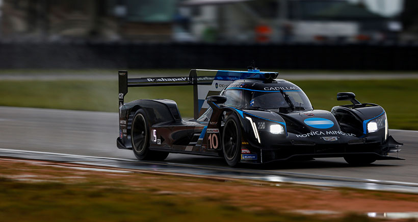 Cadillacs Quick in Opening Cadillac Grand Prix of Sebring Practice