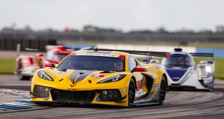 2020 Cadillac Grand Prix Of Sebring Race Broadcast