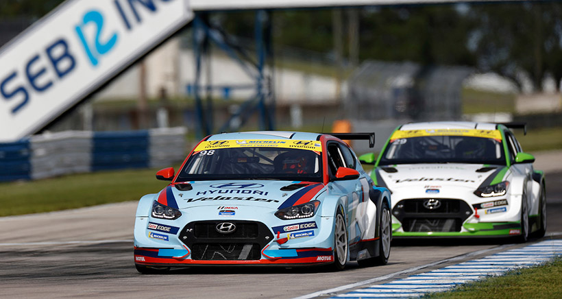 Pole Position: Episode 3 with the Bryan Herta Autosport Hyundai Team