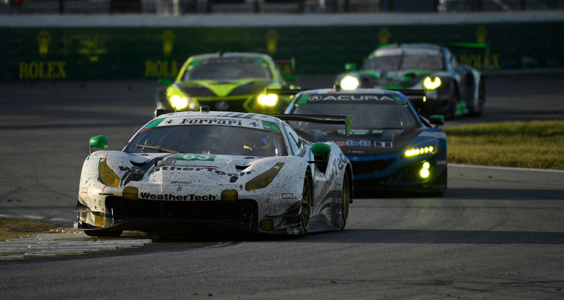 2021 Rolex 24 At Daytona Set for Jan. 30-31