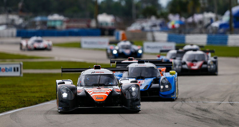 Entry List Notebook – IMSA Prototype Challenge at Road America