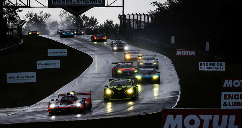 Road America Takeaways: Mother Nature Shuffles the Deck