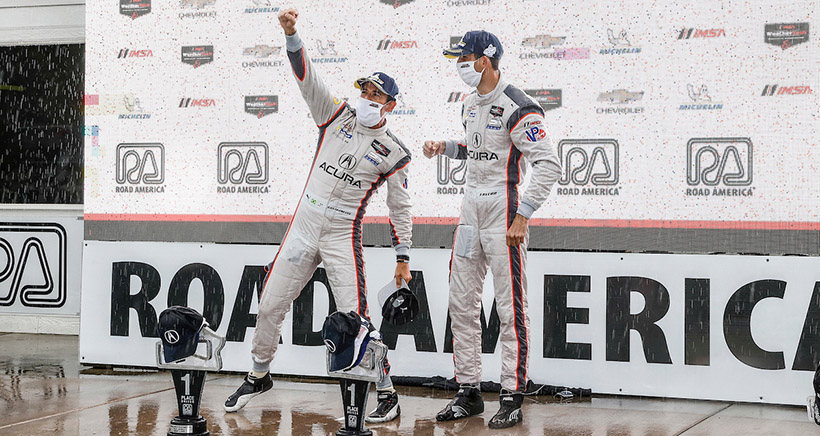 Castroneves Still Has Plenty of Fuel to Burn, Roads to Drive