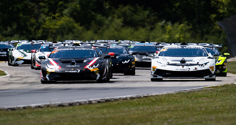 Lamborghini Super Trofeo North America Charges Toward 2020 Season Opener at Road America