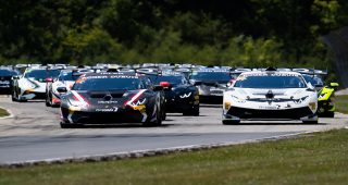 Lamborghini Super Trofeo North America Begins New Season at Road America