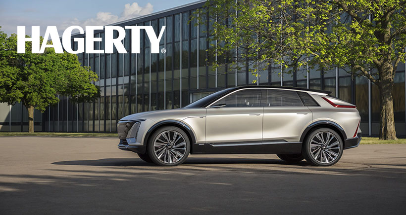 Cadillac Debuts the Lyriq, Its First All-Electric Crossover